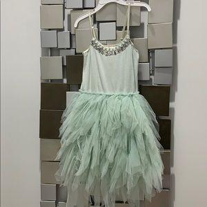 8ecaa29fe77d Kids Feather Skirt Dress on Poshmark